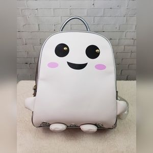 🆕️👻 NWT Betsey Johnson Ghost Small Backpack